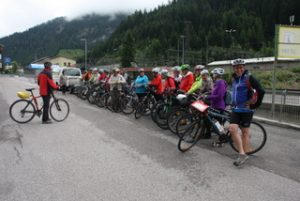 1-Start bei Regen am Brenner